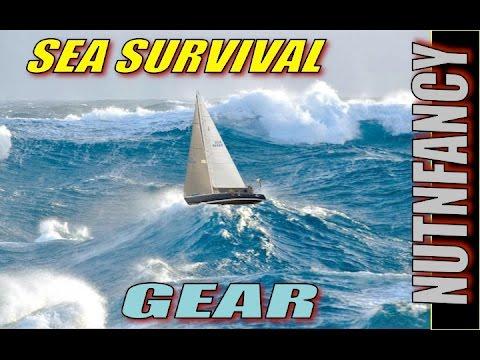Ocean Survival Equipment- Nutnfancy