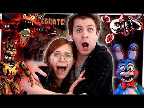 Five Nights at Freddy! - ZeoZockt mit Carina