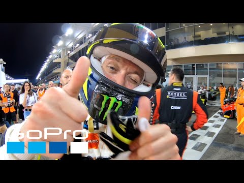 GoPro: Valentino Rossi Takes on the Gulf 12 Hours Abu Dhabi
