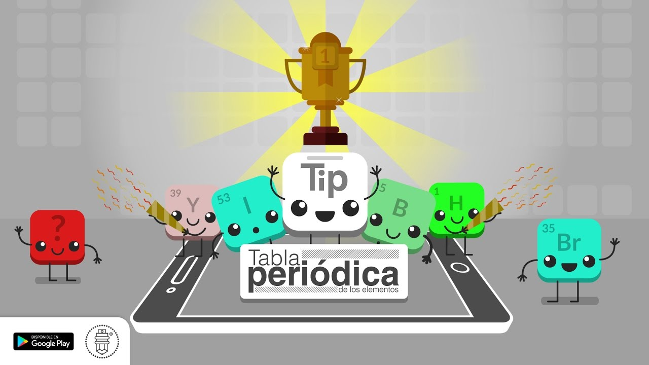 Tip tabla peridica youtube tip tabla peridica urtaz Images