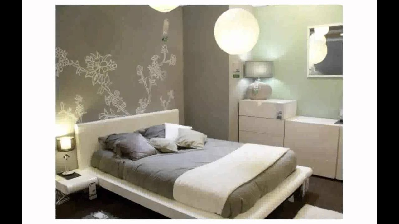 D coration murale chambre youtube for Modele de chambre deco