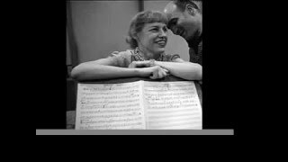 "Lotte Lenya ""Bilbao Song"" Brecht Weill Live Lincoln Center 1969 Remastered"