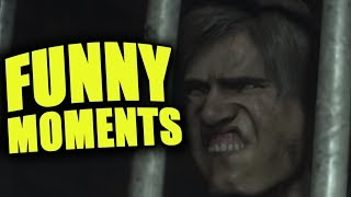 Resident Evil 2 FUNNY MOMENTS