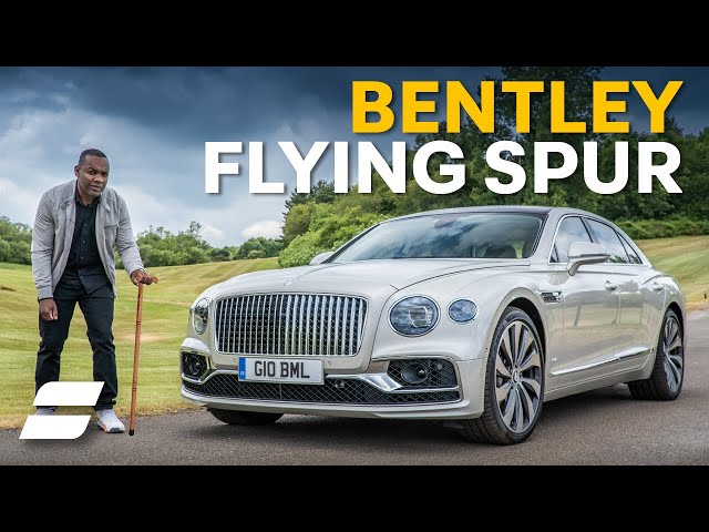 NEW Bentley Flying Spur Review: A 207mph SUPERCAR For Grandparents? | 4K