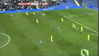 Drenthe making fool of Villarreal (Hércules CF vs Villarreal CF 19/10/2010)