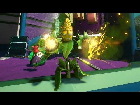 Plants vs Zombies: Garden Warfare 2 Gameplay - IGN Live: Gamescom ...