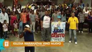 YO JUEGO PARA CRISTO® // Maranatha Vino Nuevo COJEDES
