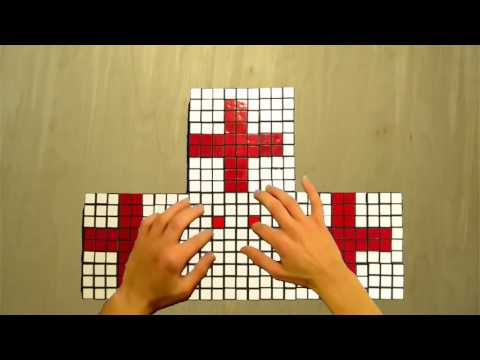 63 Rubik's Cube Stop Motion  Little Big Monster by Tim Ismag SoNevable Dr Suse Cover   YouTube