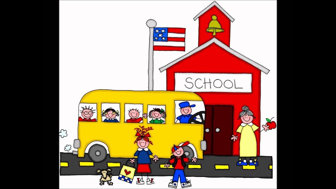 I Love School (K104 song) by Nelda Washington - YouTube