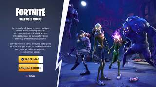 Can you get the Completely FREE Save the World mode -FORTNITE?information
