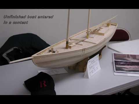 Radio Controlled Model Schooner Construction   - South Orange Seaport Society