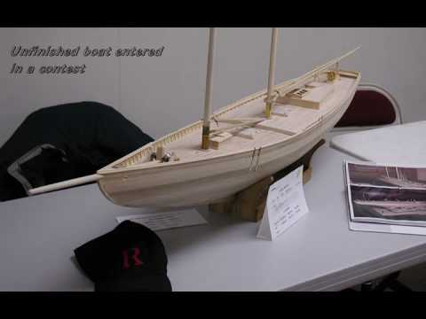 Radio Controlled Model Schooner Construction South