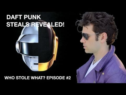DAFT PUNK STEALS REVEALED - Who Stole What? Episode 2