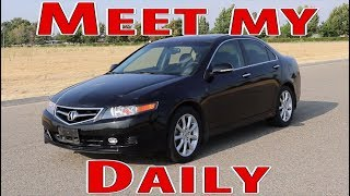 The WORST performance car: 2006 Acura TSX