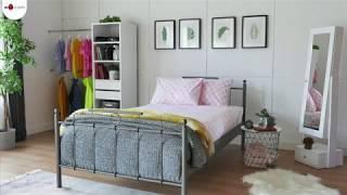 Evdekor11 - 2019 Yatak Odası Tasarımı