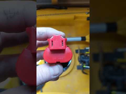 Kayak Fishing Fish Finder Extra Small Battery Works Perfect
