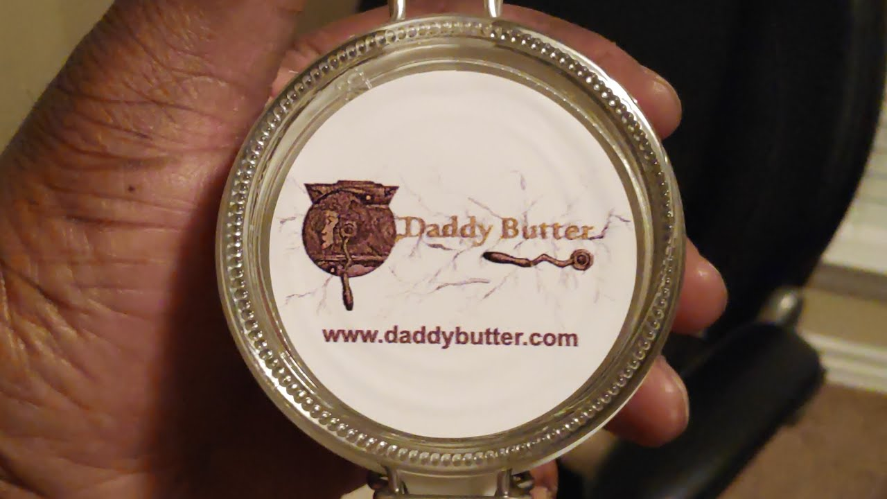 Unboxing Daddy Butter Jamaican Black Caster Butter