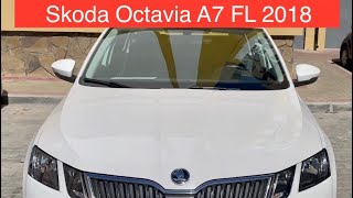 Skoda Octavia A7 2018 на продаж