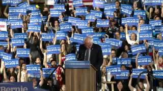 The Struggle Continues   Bernie Sanders