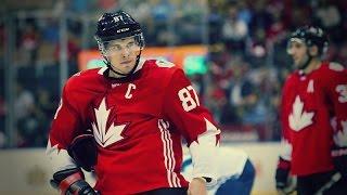 Sidney Crosby vs Russia