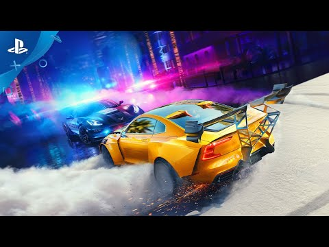 Need for Speed Heat | Bande-annonce officielle de présentation | PS4