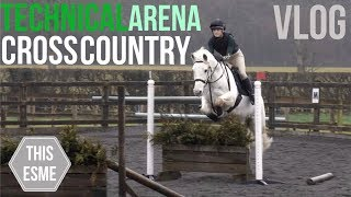 Arena Technical Cross Country and Feed Room Cleaning | This Esme