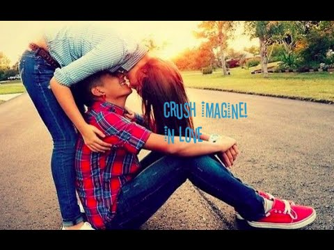 Crush Imagine - The first kiss, my first imagine!