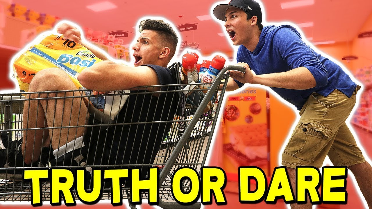 extreme truth or dare challenge