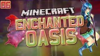 "Minecraft: Enchanted Oasis ""BUTTERFLIES!"" 6"