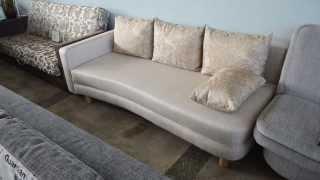 Диван Омега современный стиль от фабрики мягкой мебели Алекс-Мебель(http://izymryd.com.ua ..., 2013-10-30T12:14:38.000Z)