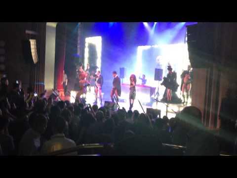 Matinée Gold - Presentación 8/3/2014 [teatre principal]