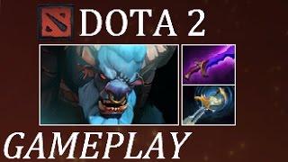 dota 2 team gankers d spirit breaker gameplay live commentary