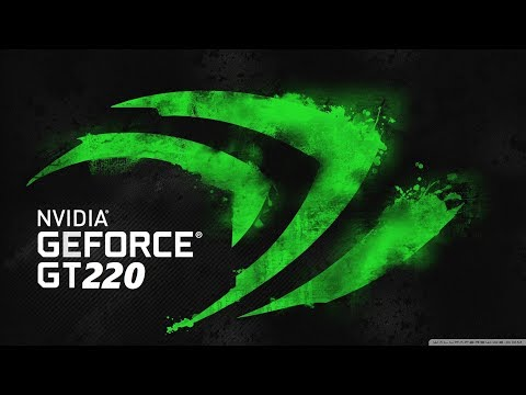 TOP 10 GAMES Playable On GeForce GT 220(2017)