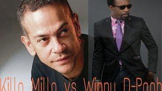 Anthony Miller vs Winford Williams -( Killa Milla vs Winny D-Pooh) Good vs Evil, Light vs Darkness??