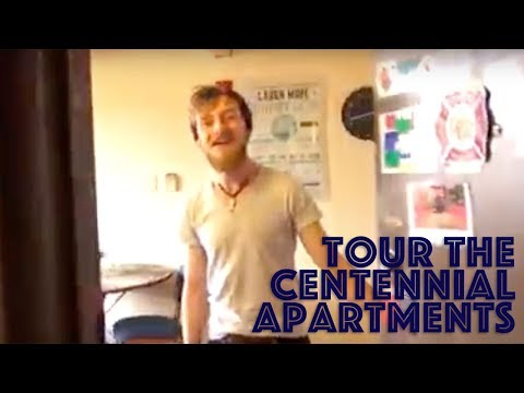 Residence Hall Tours At Fort Lewis College: Centennial Apartments