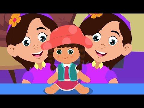 Meri Gudiya | मेरी गुड़िया | Hindi Poems For kids | Hindi Nursery Rhymes | Kids Tv India