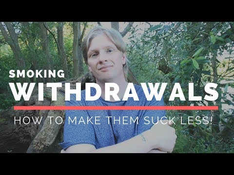 Quitting Smoking: Withdrawal Symptoms - What to Expect + How to Cope