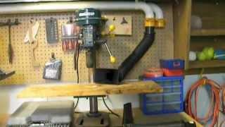 Workshop Dust Collection
