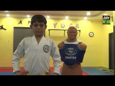 Zain Majeed: Thalassemia-suffering young martial artist aims for world record