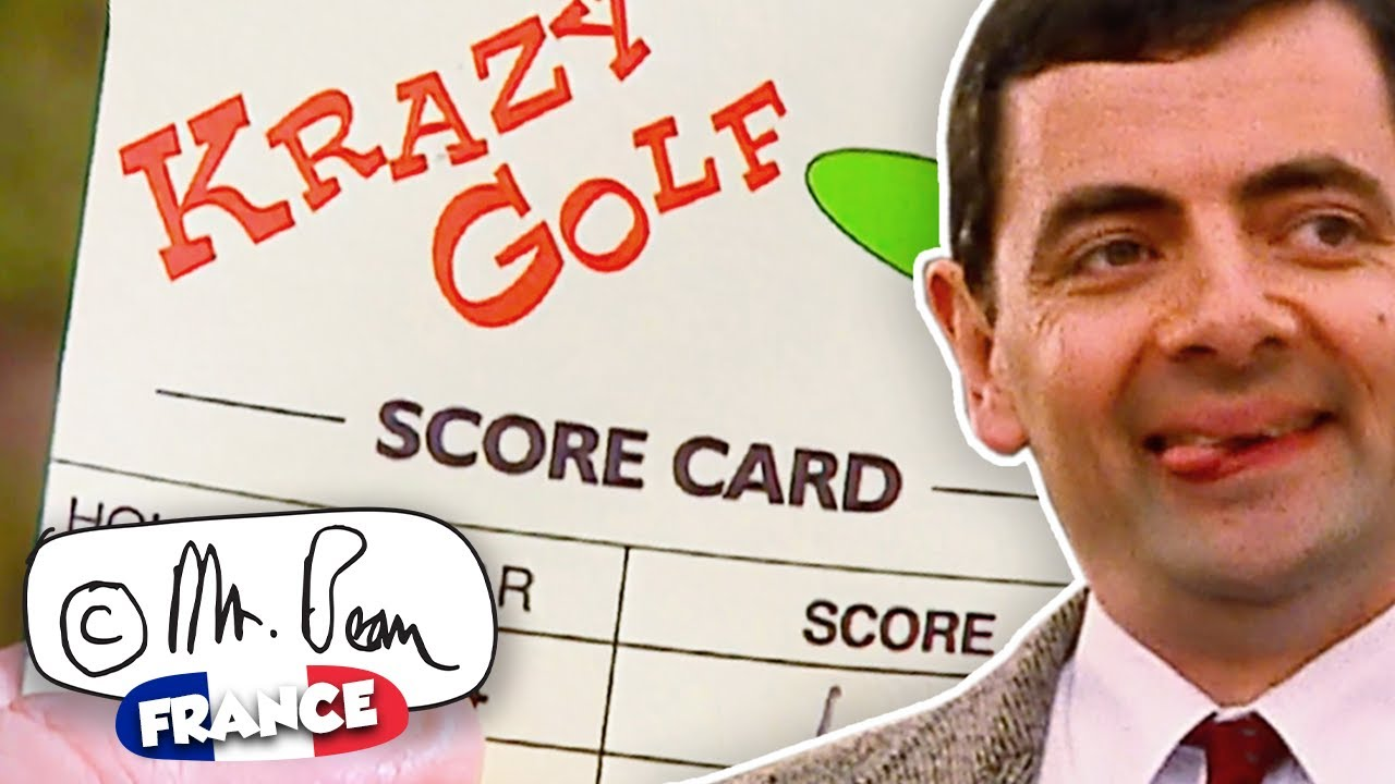 Le Mini-Golf de Mr Bean | Episode 12 | Mr Bean Full Episodes | Mr Bean France