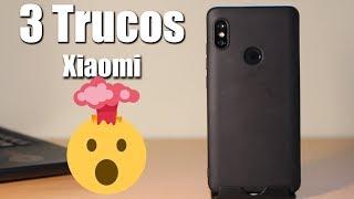 3 Trucos para smartphones Xiaomi 🔥 | Sácale el mayor partido a tu Xiaomi.