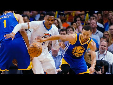 Steph Curry vs. Russell Westbrook: NBA's Best Point Guard?