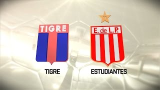 Tigre vs CA Estudiantes full match