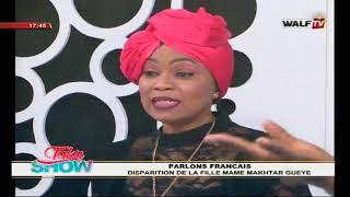 """PARLONS FRANÇAIS DU 18-02-2020 """"TAKU SHOW"""""""