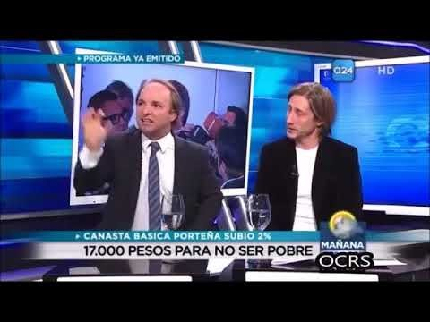 """Miguel Boggiano contra Lucio Di Matteo: """"Vos sos un comunista ridículo""""."""