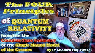 The Four Principles of Quantum Relativity from the Duality of Time Theory - BRIEF OUTLINE