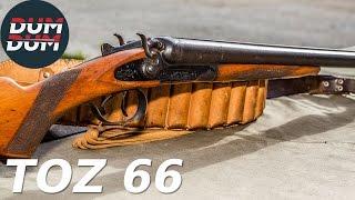 TOZ 66 opis puške (gun review, eng subs)