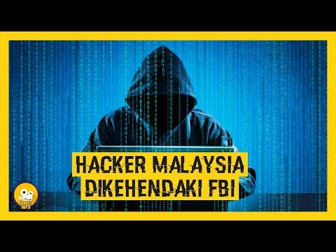 HACKER MALAYSIA DIKEHENDAKI FBI
