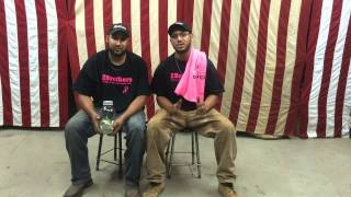 2brothers Supports Breast Cancer Awareness