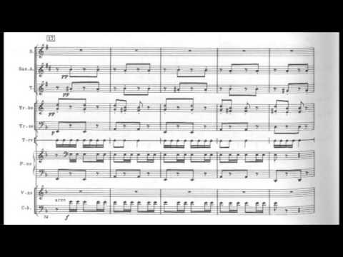 Dmitri Shostakovich - Suite for Jazz Orchestra No. 1 [Jazz suite No. 1] [With score]